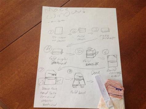 how to make origami kit fisto sf brioboy1s kit fisto and mace windu instrux origami yoda