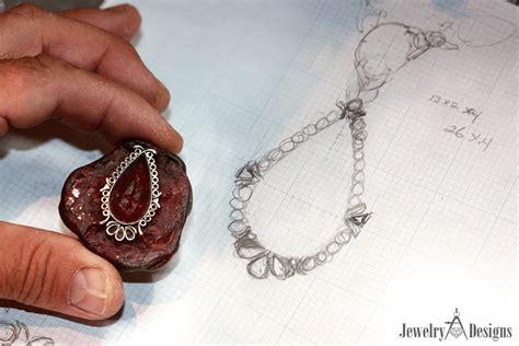 process of jewelry designing jewelry jewelry process