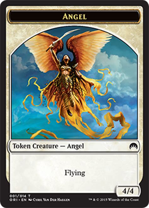 mtg cards that make tokens tokens of origins magic the gathering