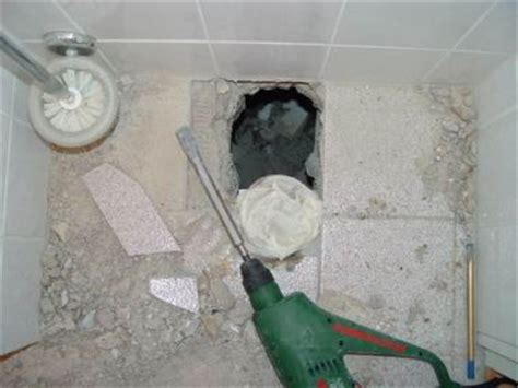 Zwevend Toilet Afvoer by Riool Aansluiten Bij Hangend Toilet