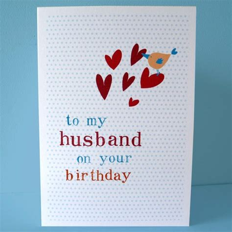 card ideas for husband husband birthday card new calendar template site