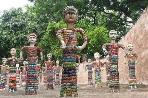 rock garden nek chand will save viola in everything