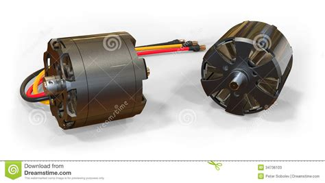 Rc Electric Motors by Electric Motors For Rc Models Stock Photos Image 34736103