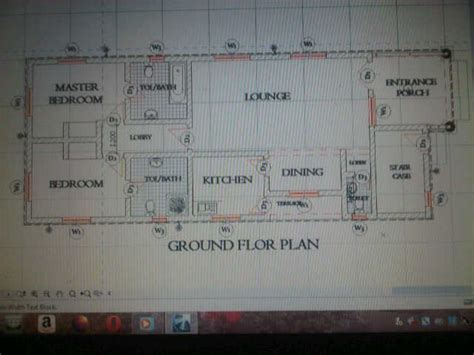 3d Room Builder how many bedroooms can fit in a half plot of land lagos