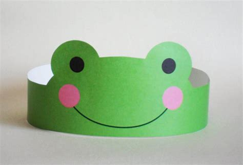 paper tiara craft crafts actvities and worksheets for preschool toddler and