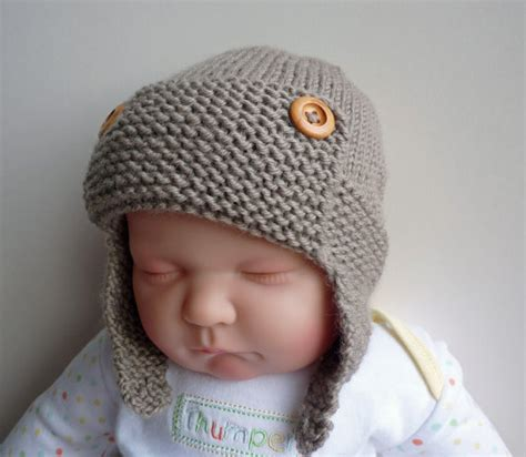 baby hat measurements knit knitting pattern aviator hat baby to child sizes by lovefibres