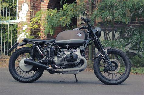 Bmw R100 by Berlin Builds Nico Taberskis Bmw R100 S Kettenritzel Cc