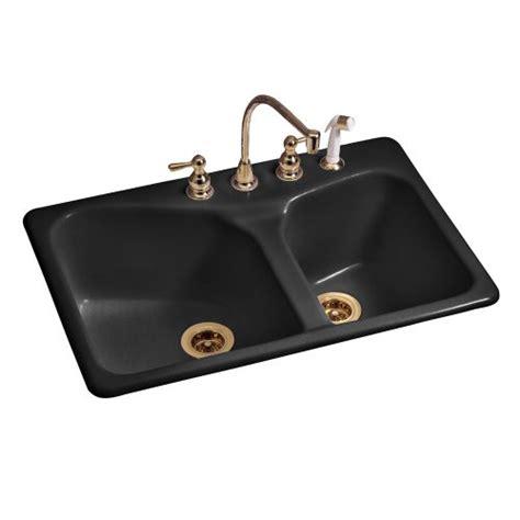 american standard cast iron kitchen sinks american standard 7045 804 bowl drop in 60 40 cast