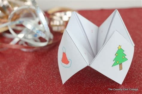 all free paper crafts free printable cootie catcher