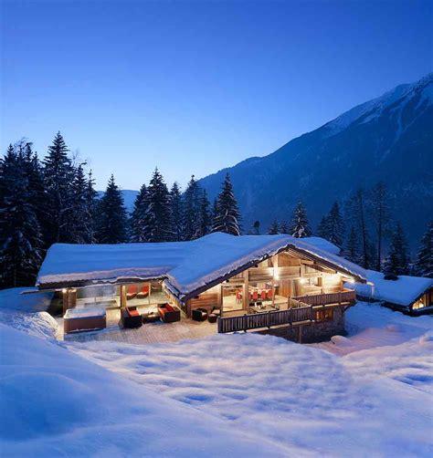 photo gallery alps luxury ski chalet with pool to rent chamonix