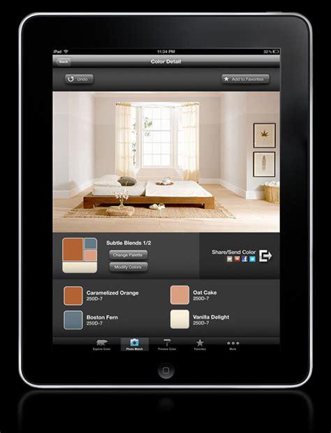 behr paint colors app behr colorsmart app on behance