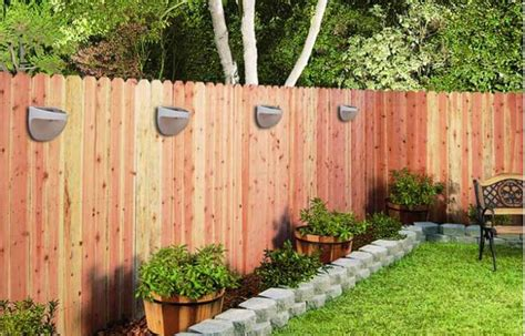 wall mounted solar garden lights liven up your outdoor event with wall mounted solar garden