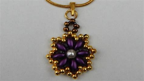 bead pendant patterns how to make a beaded pendant with beading