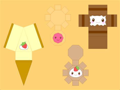 images of paper craft best photos of kawaii papercraft template bunny