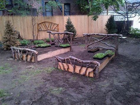 raised flower garden grow fruit and vegetables in a cool raised garden bed