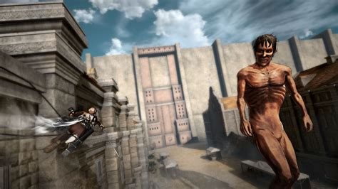 attack on titan 11 new attack on titan images show how to take giants