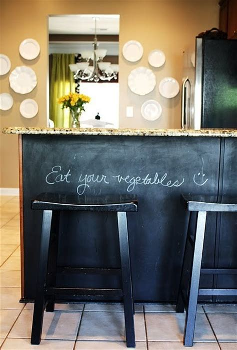 chalkboard paint kitchen counters 17 best images about be creative on