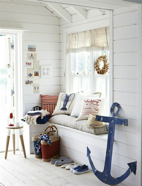 nautical themed home decor la d 233 coration marine en 50 photos inspirantes