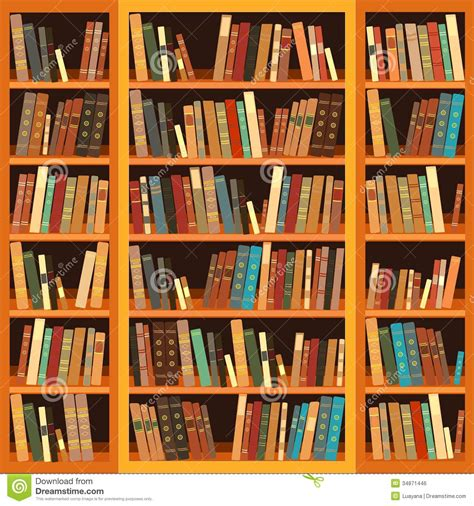 large picture books bookcase of books stock photo image of bibliography