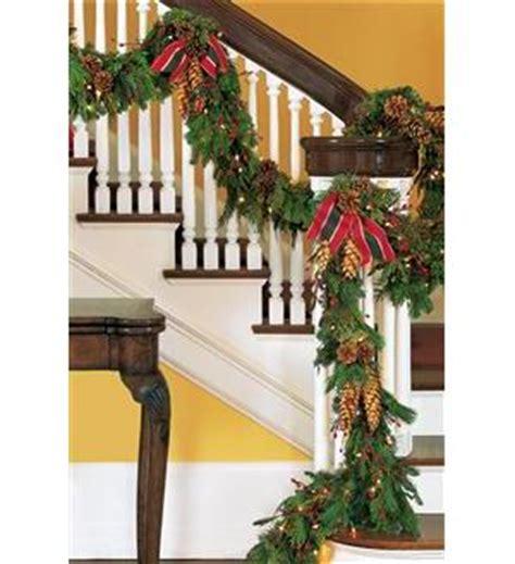 stairway garland staircase garland tf88 2 191 66