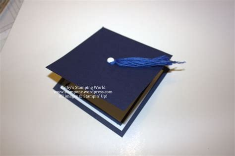 how to make a graduation cap card explosion fold graduation cap cards cards cards