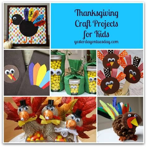 thanksgiving craft ideas for thanksgiving craft projects for yesterday on tuesday