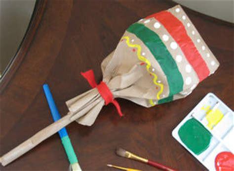 maracas craft for paper bag maracas