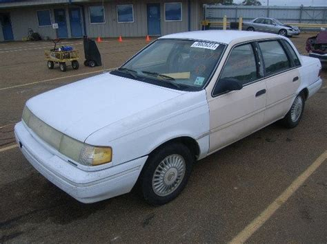 service manual how to hotwire 1992 mercury topaz imcdb org 1992 mercury topaz in quot family