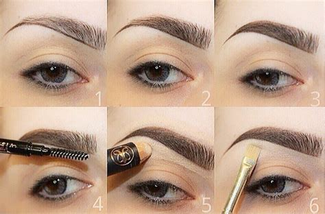 makeup eyebrows how to apply concealer on eyebrows