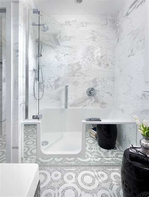 walk in baths with shower bathroom walk in bathtub shower combo ideas with
