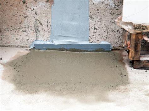 repair basement wall flexispan 174 repair for leaking basement walls