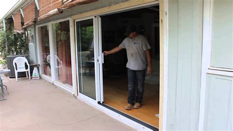 4 panel sliding patio doors sliding patio doors for modern home designs 4 panel 4