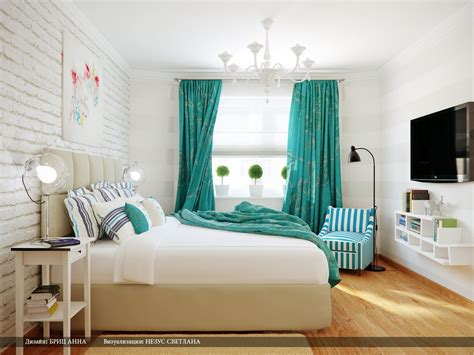 turquoise bedroom design turquoise white stripe bedroom interior design ideas