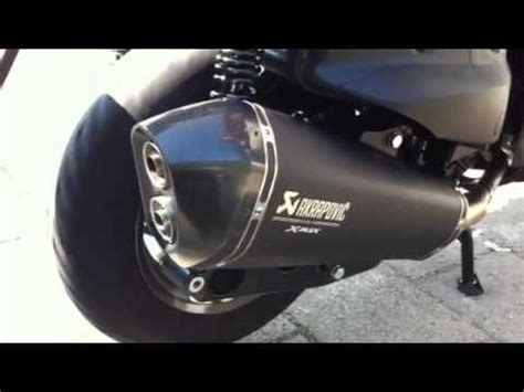 yamaha xmax 400 akrapovic how to save money and do it yourself