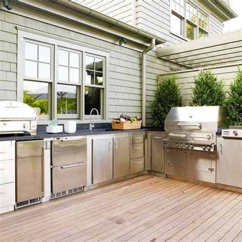 outdoor kitchens designs 95 cool outdoor kitchen designs digsdigs