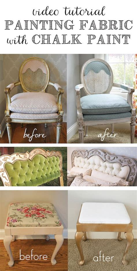chalk paint on fabric tutorial painting fabric with chalk paint i am