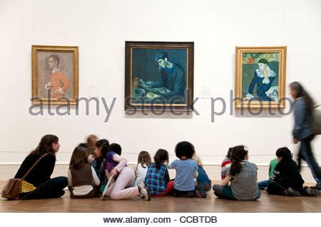 picasso paintings new york elementary school children during a school trip pablo