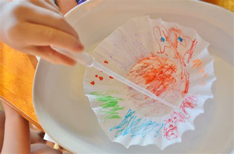 coffee filter crafts for tie dye coffee filter craft for surviving a