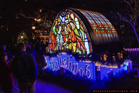 silver dollar city lights 20 photos from all new rudolph s jolly