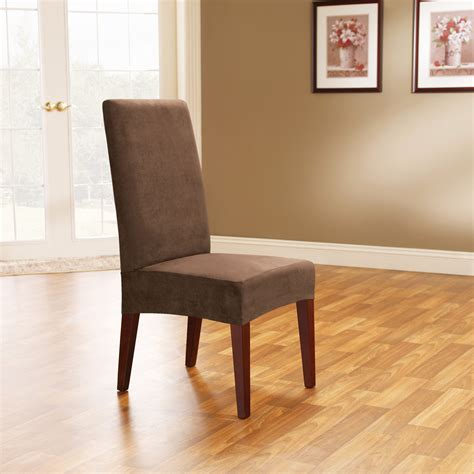 chair covers for dining room chairs sure fit soft suede dining room chair covers chair