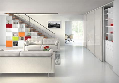 rangement m i meuble rangement et amenagement sous escalier manufacture d int 233 rieurs