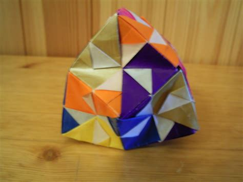 modular origami 12 units origami photos sonobe 12 units