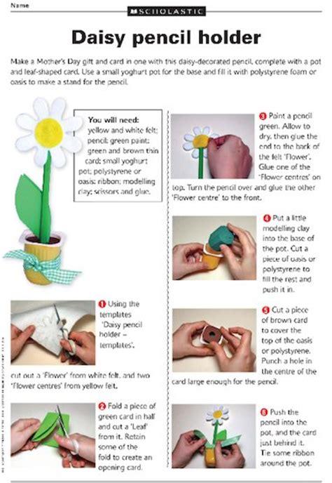 to make ks2 make a pencil pot for s day primary ks2