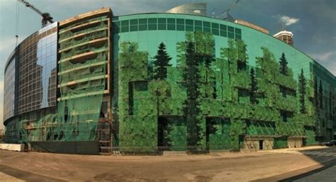 Forest Wall Mural israel s dip tech turns building fa 231 ades into art israel21c
