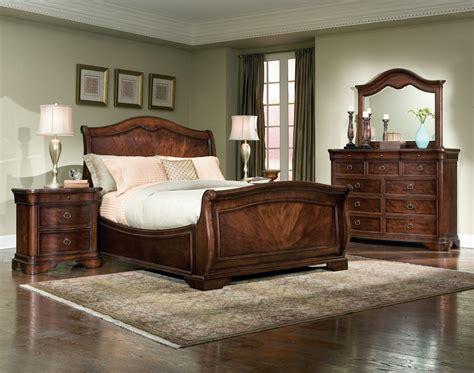 king sleigh bed bedroom sets wonderful cherry brown sleigh bedroom sets whtie bedding