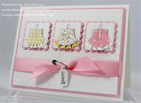 baby card ideas simple sincere sweet baby