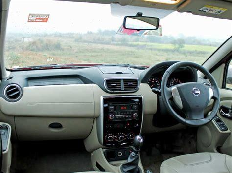 interior nissan terrano nissan terrano interior ford ecosport tdci vs nissan