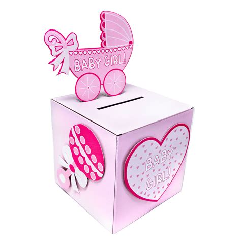 how to make a baby shower card box baby shower wishing well card box decoration keepsake