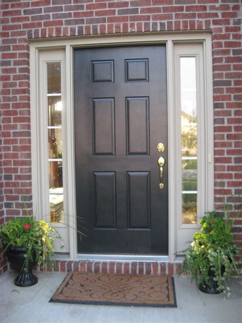 exterior side doors how to choose a front door with sidelights interior