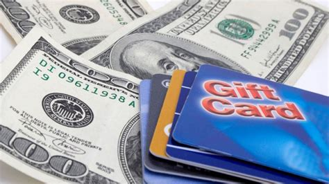 how to make money with gift cards the best way to turn your gift card into